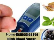 Home Remedies Diabetes Control Your Blood Sugar Levels
