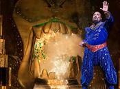 Aladdin Flies Chicago Magic Carpet!