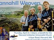 Tannahill Weavers Elizabeth Anderson 4/27 SOLD OUT!