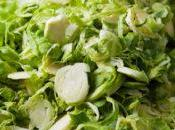 Spectacular Side Dish Shaved Brussels Sprouts with Bacon