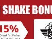 Steak Shake Bonus Days (US)