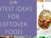 Hate Food Waste? Latest Ideas Leftover
