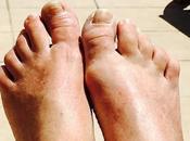 Letter Feet