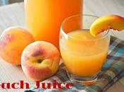 Make Peach Juice: Benefits Skin Health