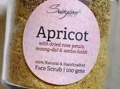 Svayam Natural Apricot Face Scrub Review