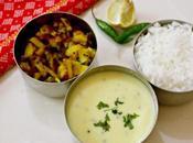 Gujarati Dahi Kadhi Recipe