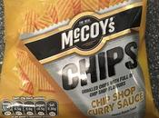Today's Review: McCoy's Chip Shop Curry Sauce Chips