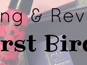 First Birchbox: Unboxing Review