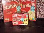 Review: Otis Spunkmeyer Cookies Mini Loaf Cakes