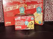 Review: Otis Spunkmeyer Cookies Mini Loaf Cakes