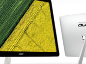 Acer's Ultra-slim All-in-One Aspire Desktops Shape Contemporary Home