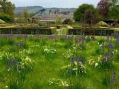 Parham Gardens Last April