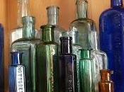 Message Bottle Bacardi