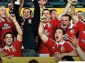 Creates Give Rugby Fans Enhanced Interactive Digital Experience During Lions Tour Zealand
