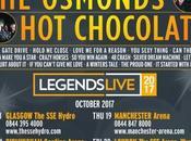 Relive Memories Booking Legends Live Tour