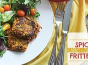 Spicy Carrot Zucchini Fritters (Gluten Free)