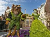 Surprises Await Epcot International Flower Garden Festival