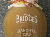 Today's Review: Mrs. Bridges Banoffee Curd