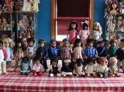 Collection Close Sasha Dolls