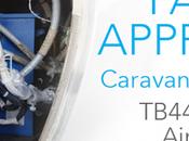 True Blue Power's Lithium-ion Battery Approved Blackhawk Caravans