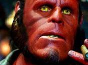Perlman Became Hellboy
