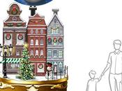 Santa Photo Area Fabrication Illustrations