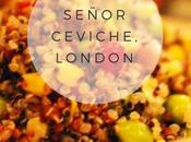 Review: Peruvian Food Señor Ceviche, Carnaby Street