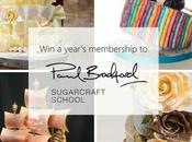 Year's Premium Membership Paul Bradford Sugarcraft School!