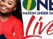 JeKalyn Carr Preps Nation Under Live Recording