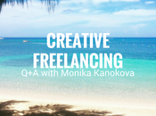 Creative Freelancing: Interview with Monika Kanokova