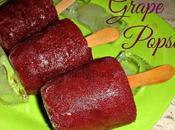 Grape Popsicle Pops Thratchai Kuchi