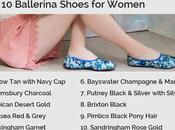 Ballerina Shoes Women