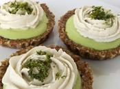 Vegan Mini Lime Pies