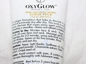 Oxyglow Honey Papaya Enzymes Scrub Review