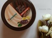 Himalaya Herbals Rich Cocoa Butter Body Cream Review