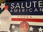 Salute American Vodka Your Certified™ Spirit