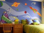 Amazing Space Theme Rooms Giving Great Inspirations