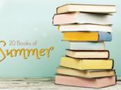 Books Summer 2017! #20booksofsummer