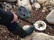 Treasure Hunting East Durham First Foray Seben Deep Target Metal Detector