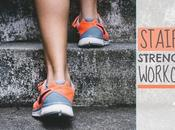Stair Strength Workout: Fast Furious