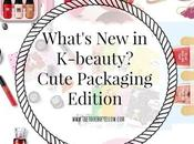 What's K-Beauty Cute Packaging Edition
