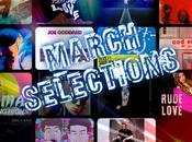 March Selections