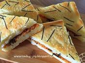 Pork Floss Sandwiches