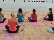 Places Find Beach Yoga Chicago