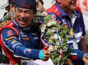 Sato Wins 101st Indianapolis Presented PennGrade Motor
