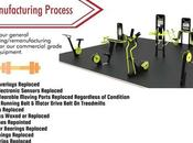 Remanufacturing Process Fitness Equipment