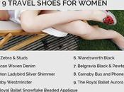 What Travel Shoes Women Wear While Moving?