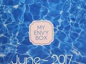 Envy Beauty Subscription June 2017 Unboxing