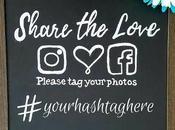 #Hashtag #NoHashtag! Wedding Hashtags Wonderful!