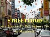 Places Street Food Malaysia